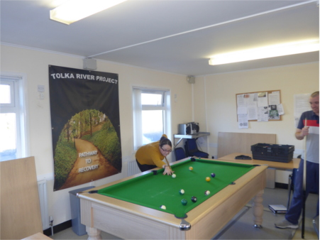 Tolka River Project Recovery Social Club